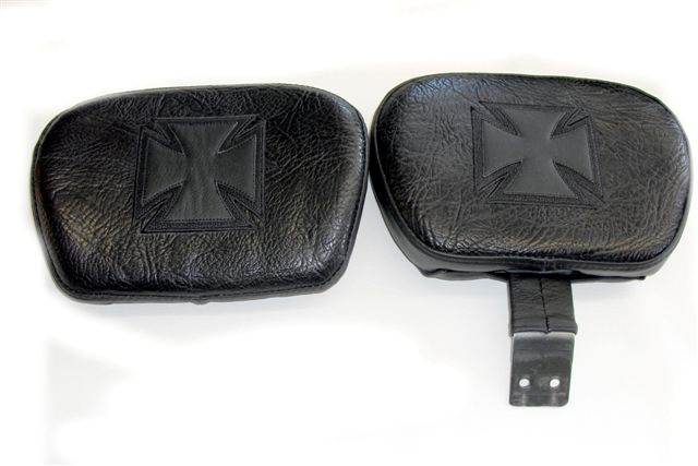 Maltese Cross Back Rest & Seat