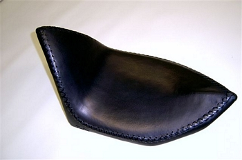 Hand Laced Leather